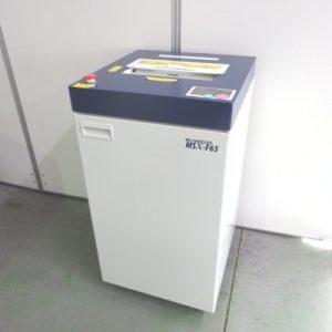 明光商会 MSXシリーズ シュレッダー MSX-F65 W500xD530xH943mm 中古品